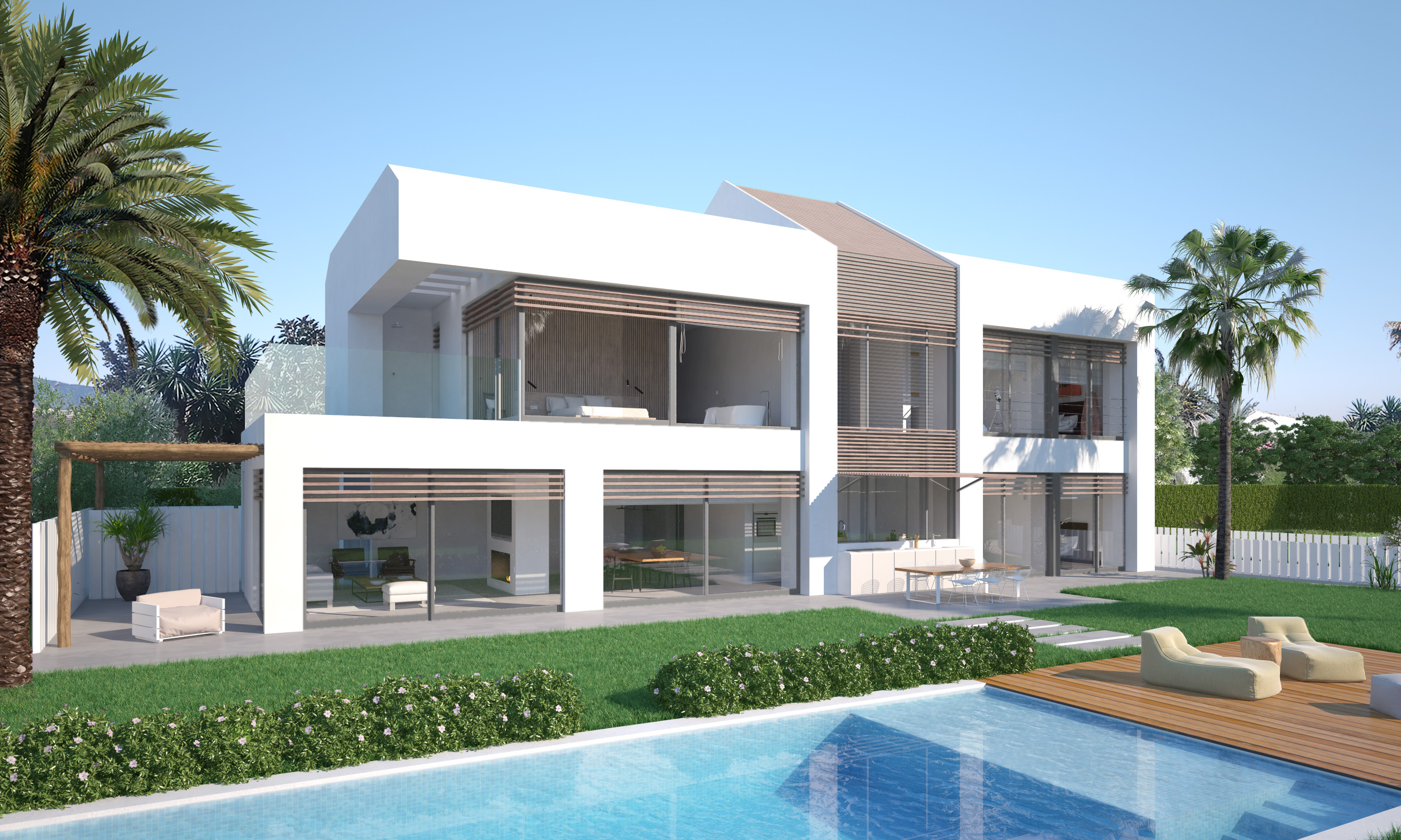 Imare villa beachfront
